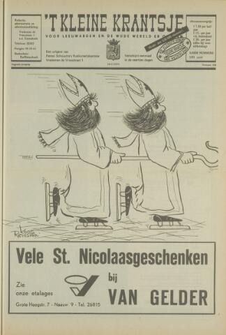 't Kleine Krantsje, 1964-1997 1972-11-18