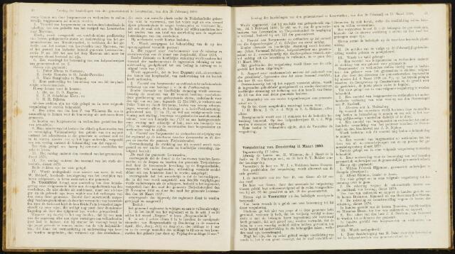 Raadsverslagen van de gemeente Leeuwarden, 1865-2007 (Notulen) 1880-03-11