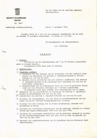 raadsverslagen Idaarderadeel 1935-1983 1976-11-16