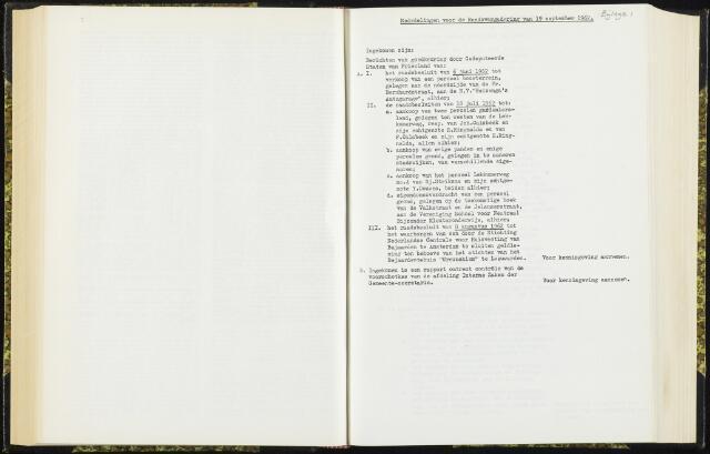 Raadsverslagen van de gemeente Leeuwarden, 1865-2007 (Bijlagen) 1962-01-01