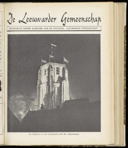 Leeuwarder Gemeenschap 1954-06-01