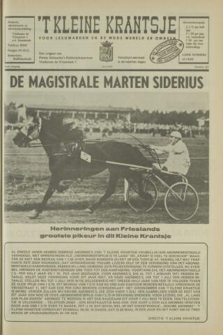 't Kleine Krantsje, 1964-1997 1970-06-13