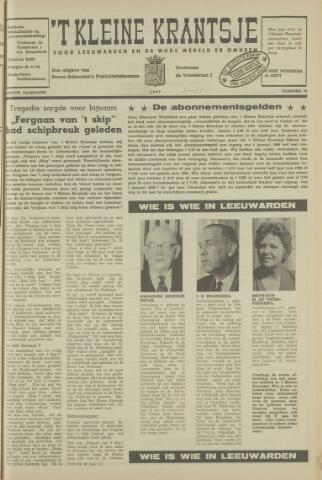 't Kleine Krantsje, 1964-1997 1967-11-01