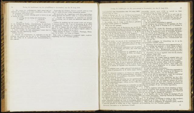 Raadsverslagen van de gemeente Leeuwarden, 1865-2007 (Notulen) 1882-06-29
