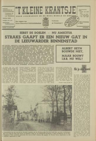 't Kleine Krantsje, 1964-1997 1968-09-25