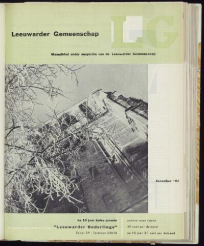 Leeuwarder Gemeenschap 1962-12-01