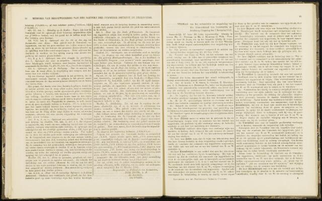 Raadsverslagen van de gemeente Leeuwarden, 1865-2007 (Notulen) 1865-11-07