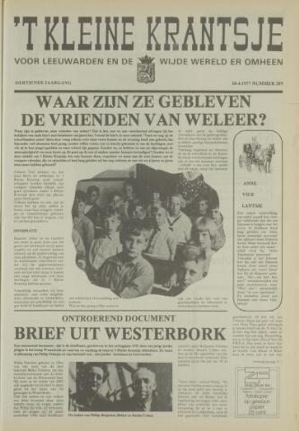 't Kleine Krantsje, 1964-1997 1977-04-30