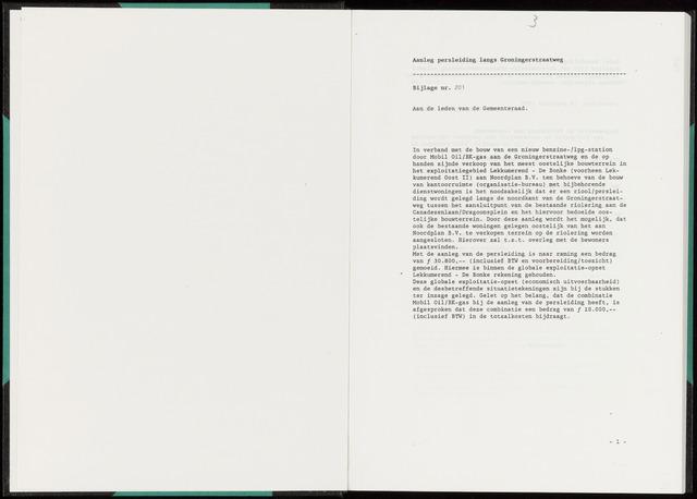 Raadsverslagen van de gemeente Leeuwarden, 1865-2007 (Bijlagen) 1990-01-01