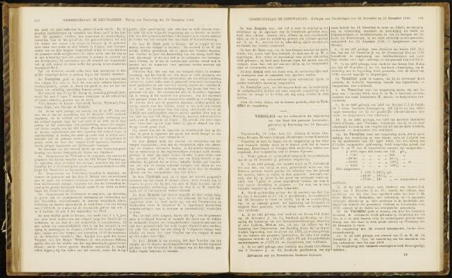 Raadsverslagen van de gemeente Leeuwarden, 1865-2007 (Notulen) 1868-12-10