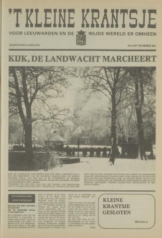 't Kleine Krantsje, 1964-1997 1977-02-19