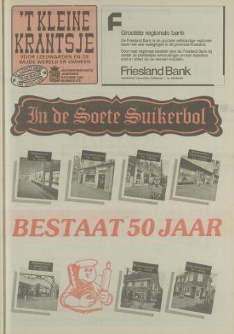 't Kleine Krantsje, 1964-1997 1991-10-01