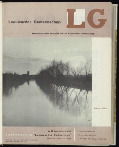 Leeuwarder Gemeenschap 1965-02-01