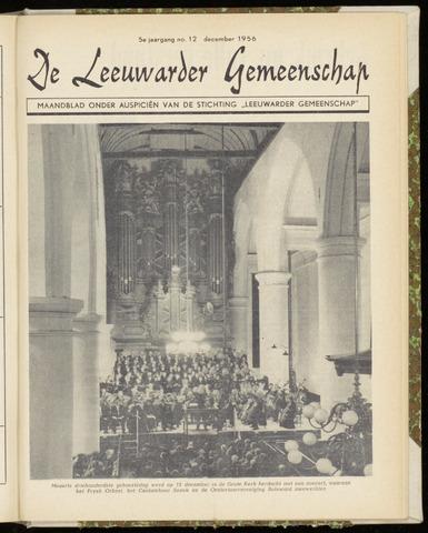 Leeuwarder Gemeenschap 1956-12-01