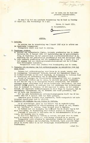 raadsverslagen Idaarderadeel 1935-1983 1952-03-17