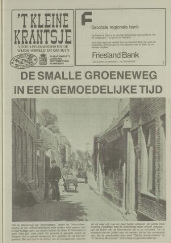 't Kleine Krantsje, 1964-1997 1990-09-01