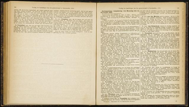 Raadsverslagen van de gemeente Leeuwarden, 1865-2007 (Notulen) 1872-11-04