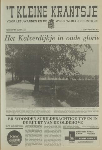 't Kleine Krantsje, 1964-1997 1978-06-03