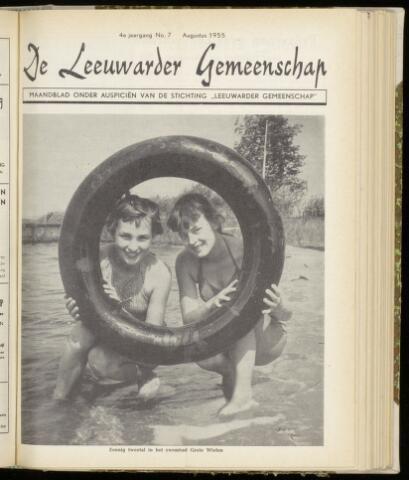 Leeuwarder Gemeenschap 1955-08-01