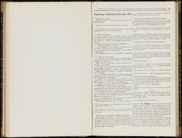 Raadsverslagen van de gemeente Leeuwarden, 1865-2007 (Notulen) 1895-12-24