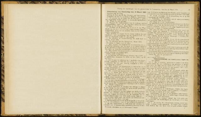 Raadsverslagen van de gemeente Leeuwarden, 1865-2007 (Notulen) 1885-03-12