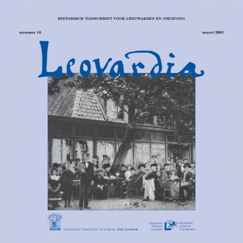 Leovardia, 2000-2012 2003-03-01