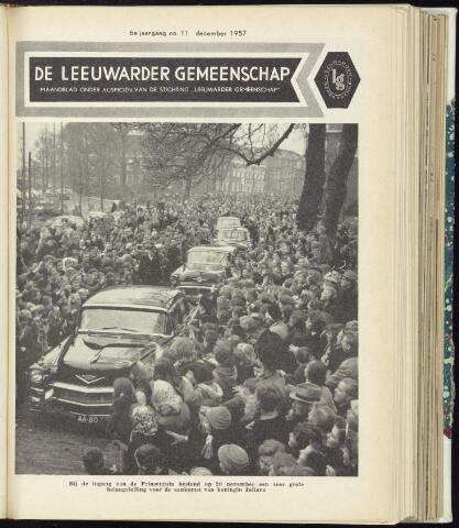 Leeuwarder Gemeenschap 1957-12-01