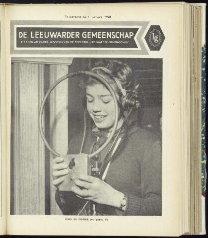 Leeuwarder Gemeenschap 1958-01-01