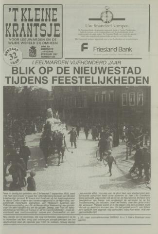 't Kleine Krantsje, 1964-1997 1997-02-01