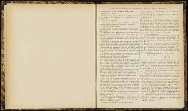 Raadsverslagen van de gemeente Leeuwarden, 1865-2007 (Notulen) 1883-03-08