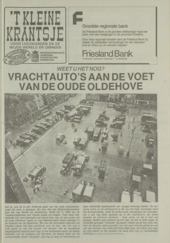 't Kleine Krantsje, 1964-1997 1993-08-01