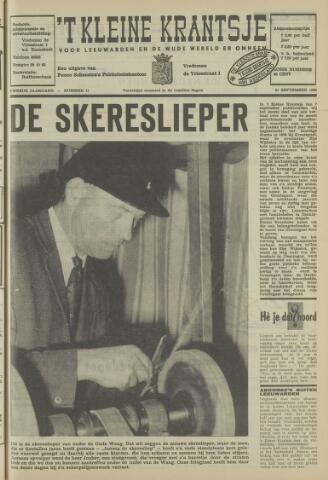 't Kleine Krantsje, 1964-1997 1966-09-21