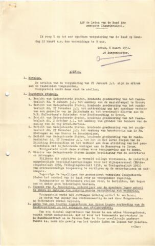 raadsverslagen Idaarderadeel 1935-1983 1951-03-12