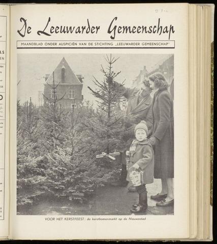 Leeuwarder Gemeenschap 1953-12-01