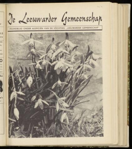 Leeuwarder Gemeenschap 1954-03-01