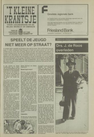't Kleine Krantsje, 1964-1997 1986-01-25