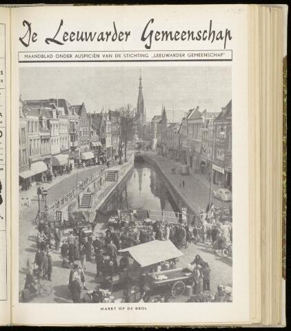 Leeuwarder Gemeenschap 1954-05-01