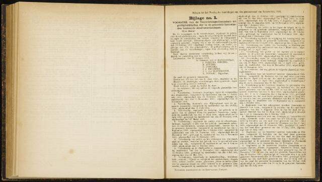Raadsverslagen van de gemeente Leeuwarden, 1865-2007 (Bijlagen) 1872-01-01