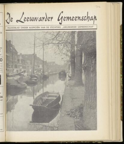 Leeuwarder Gemeenschap 1954-12-01