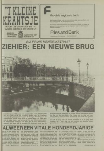 't Kleine Krantsje, 1964-1997 1987-08-01