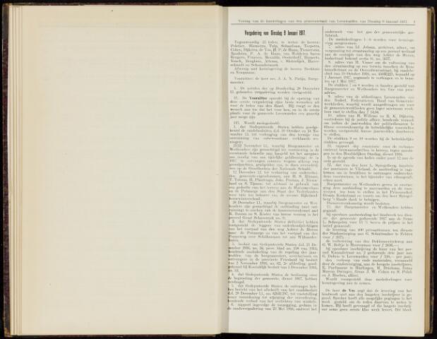 Raadsverslagen van de gemeente Leeuwarden, 1865-2007 (Notulen) 1917