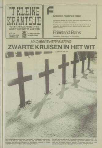 't Kleine Krantsje, 1964-1997 1989-02-01
