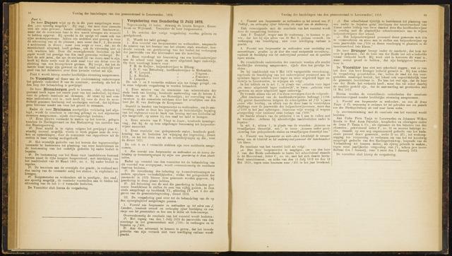 Raadsverslagen van de gemeente Leeuwarden, 1865-2007 (Notulen) 1872-07-11