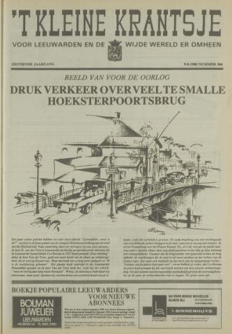 't Kleine Krantsje, 1964-1997 1980-08-09