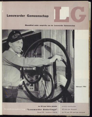 Leeuwarder Gemeenschap 1961-02-01