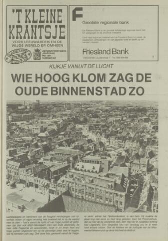 't Kleine Krantsje, 1964-1997 1991-05-01