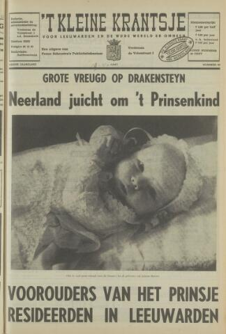 't Kleine Krantsje, 1964-1997 1967-04-19