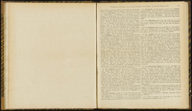 Raadsverslagen van de gemeente Leeuwarden, 1865-2007 (Notulen) 1882-10-12