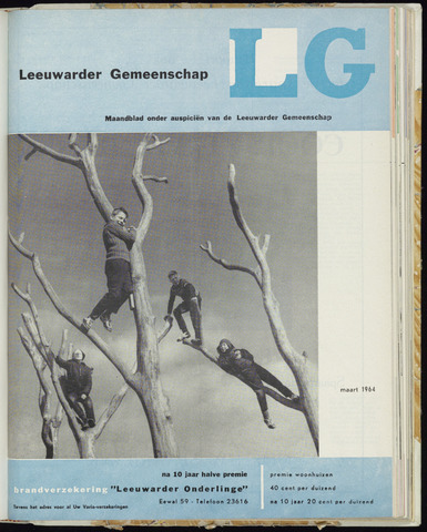 Leeuwarder Gemeenschap 1964-03-01
