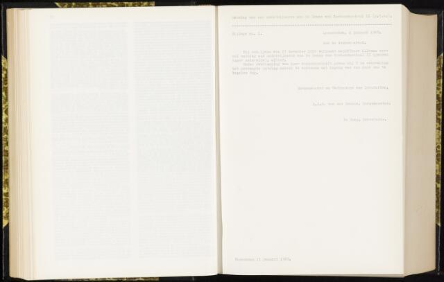 Raadsverslagen van de gemeente Leeuwarden, 1865-2007 (Bijlagen) 1960-01-01